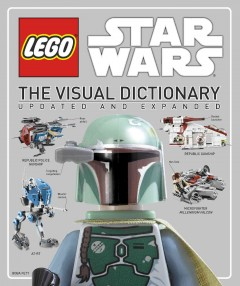 Lego Star Wars Book Cover