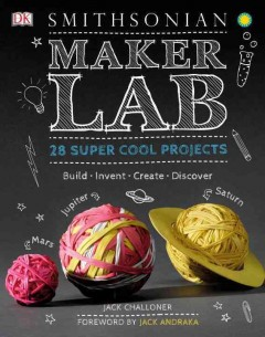 Maker Lab Book Cover