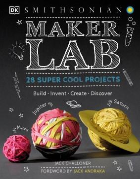 Maker Lab Book Cover