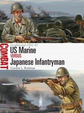 U.s. Marine Vs. Japanese Infantryman