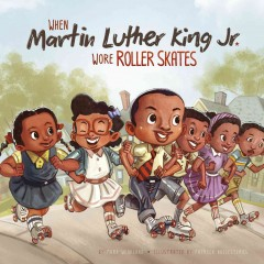 When Martin Luther King Jr. Wore Roller Skates