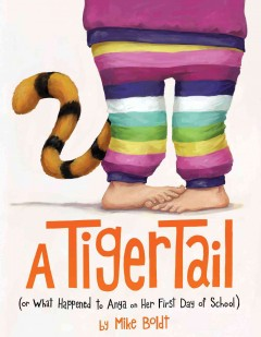A Tiger Tail! Book Cover