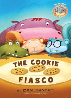 The Cookie Fiasco Book Cover
