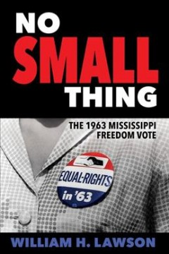 No Small Thing Book Cover