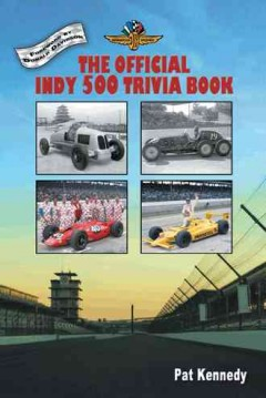 The Official Indy 500 Trivia Book Book Cover