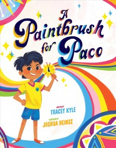 A Paintbrush for Paco Book Cover