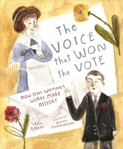 The Voice That Won the Vote Book Cover