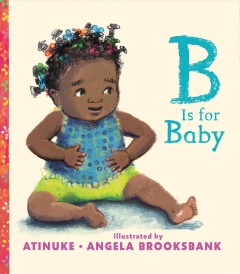 B Is for Baby Book Cover
