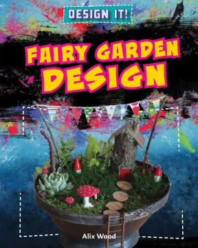 Fairy Garden Design Book Cover