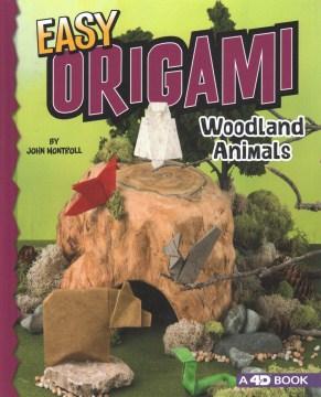 Easy Origami Woodland Animals