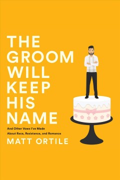The Groom Will Keep His Name