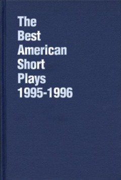The Best American Short Plays, 1995-1996