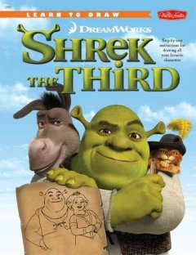Learn to Draw DreamWorks Shrek the Third