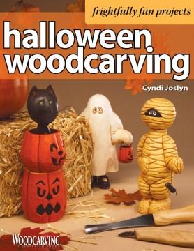 Halloween Woodcarving
