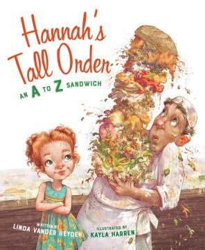 Hannah's Tall Order Book Cover