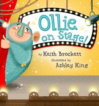 Ollie on Stage!