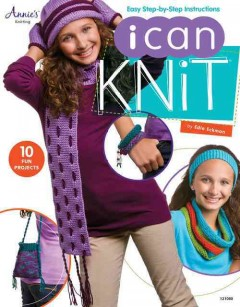 """I Can Knit"""