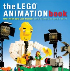The LEGO Animation Book Book Cover