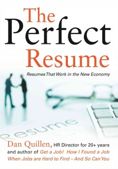 The Perfect Resume Book Cover