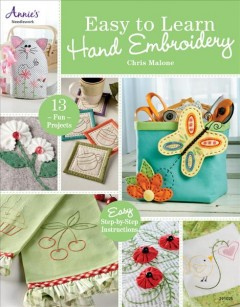 Easy to Learn Hand Embroidery