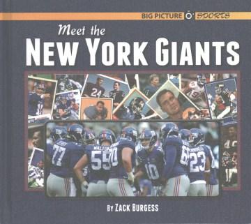 Meet the New York Giants