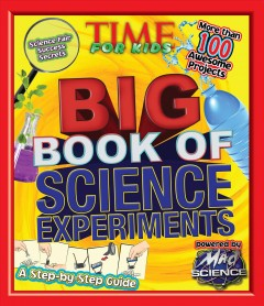 Time for Kids Big Book of Science Experiments Book Cover