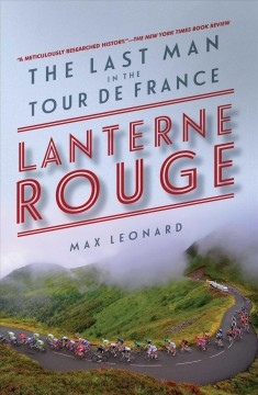 Lanterne Rouge Book Cover