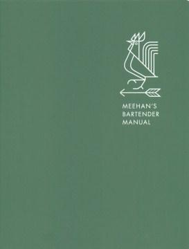 Meehan's Bartender Manual