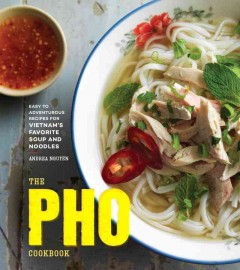 The Pho Cookbook Book Cover
