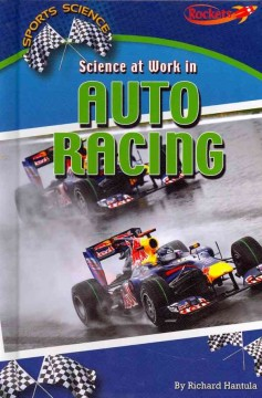 Science at Work in Auto Racing Book Cover