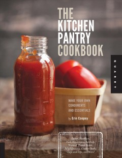 The Kitchen Pantry Cookbook Book Cover