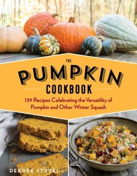The Pumpkin Cookbook Book Cover