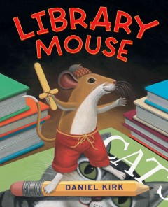 Library Mouse Book Cover