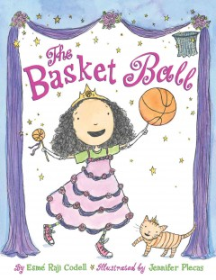 The Basket Ball Book Cover