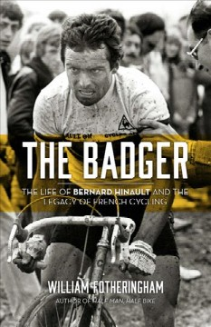 The Badger Book Cover