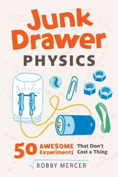 Junk Drawer Physics Book Cover