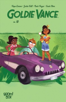 Goldie Vance, Issue 10