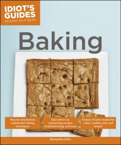 Idiot's Guides to Baking