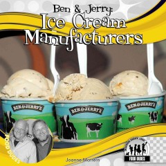 Ben & Jerry Book Cover