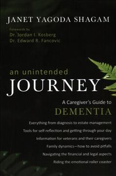 An Unintended Journey Book Cover