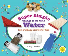 Super Simple Things to Do With Water Book Cover