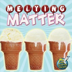 Melting Matter Book Cover