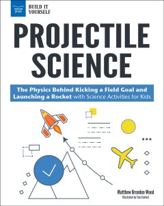Projectile Science Book Cover
