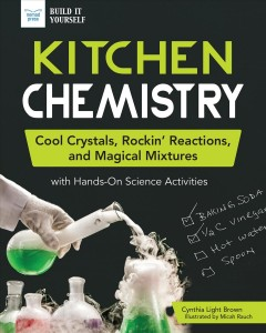 Kitchen Chemistry Book Cover