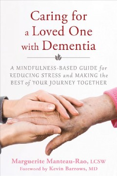 Caring for A Loved One With Dementia Book Cover
