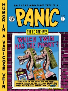 The Ec Archives: Panic, Volume 1