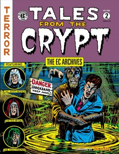 The Ec Archives: Tales From the Crypt, Volume 2