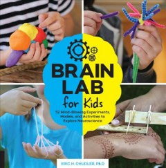 Brain Lab for Kids Book Cover