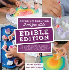 Kitchen Science Lab for Kids Book Cover