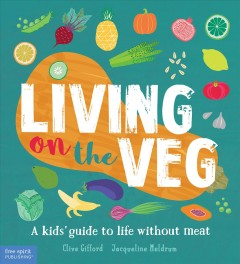 Living on the Veg Book Cover
